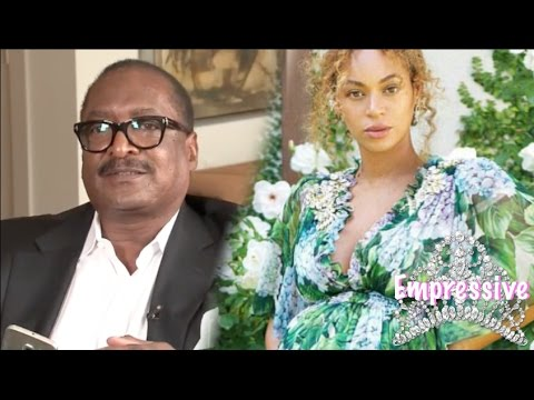 Matthew Knowles hints at Beyonce's due date | He slams rumors about tension with Beyonce