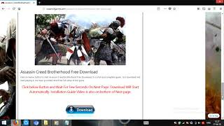 how to download assassins creed brotherhood (oceans of games)