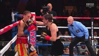 KATIE TAYLOR VS EVA WAHLSTROM FULL FIGHT REVIEW!!   (NO FOOTAGE) DAZN CANELO/FIELDING