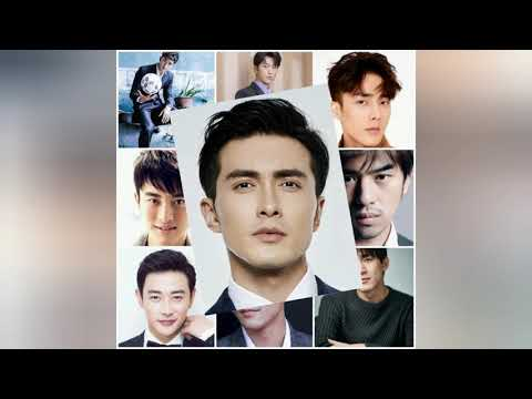 List of Chinese Actors aged 30 to 45 years