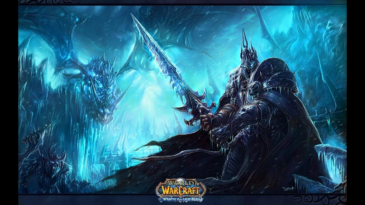 world of warcraft wrath of the lich king complete