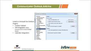 How to Set Up ShoreTel Communicator Outlook Add ins