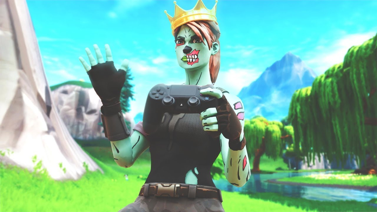Meet The Best PS4 Player In Fortnite... - YouTube