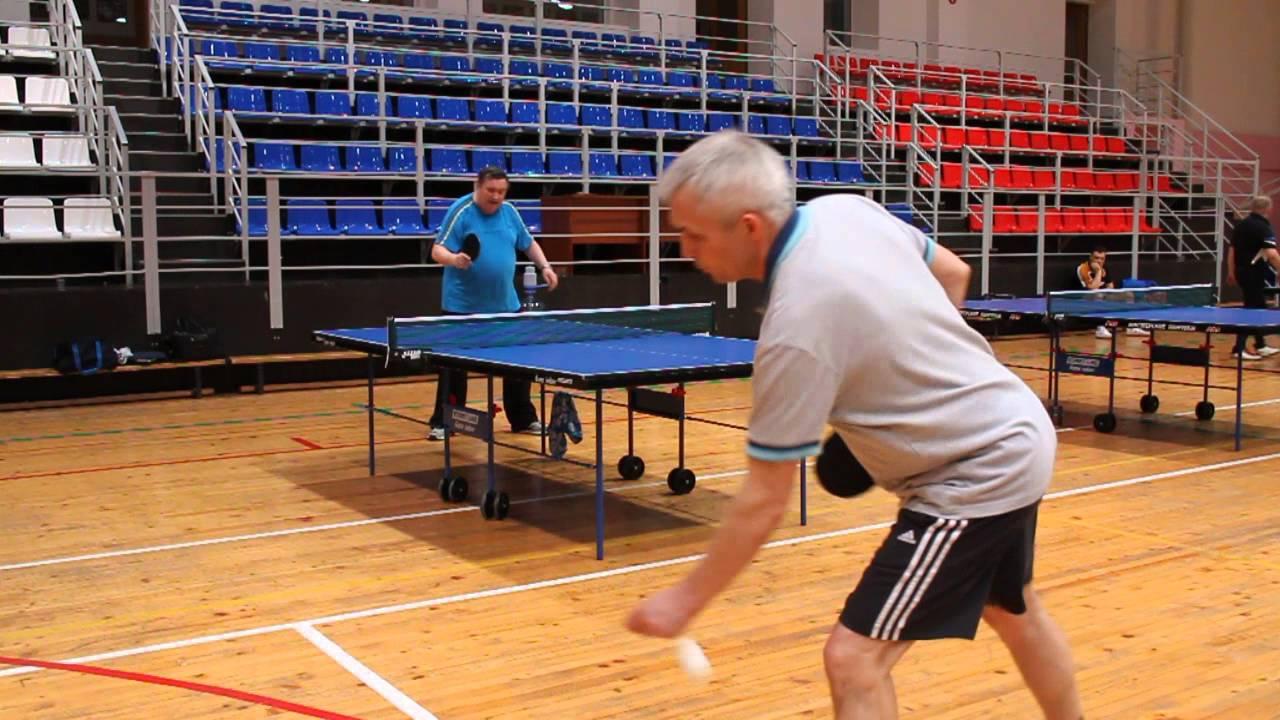 Тренировка в Олимпе Чуванов - Батуев