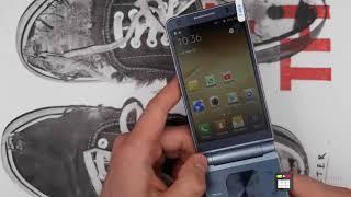 Раскладушка на Андроиде для Whatsapp Canghong A600 (knopkofon.ru)