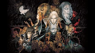 [Live] Castlevania Symphony of the night #3 End