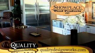 Quality Designworks Television Commercial Featuring Showplace Wood Products