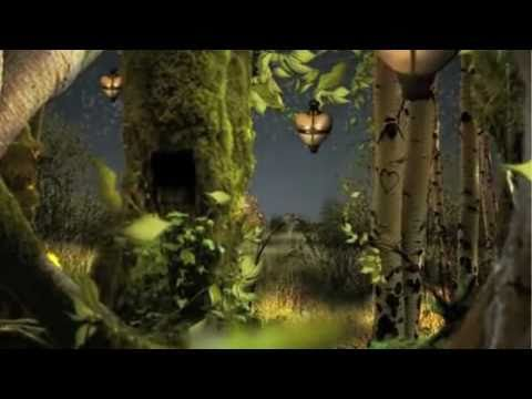 Forest Animated Wallpaper Birthday Fairy In Magical Forest Youtube