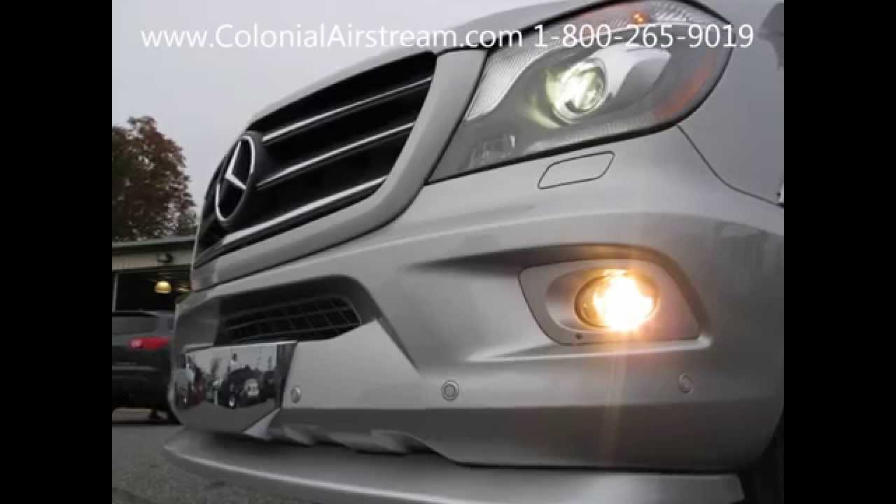 Sprinter Rv For Sale >> Grand Tour 2015 Airstream Interstate Ext Mercedes Benz ...