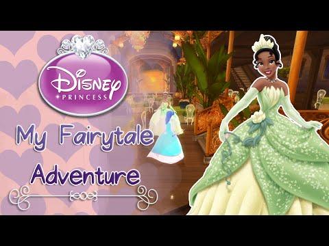 Disney Princess: My Fairytale Adventure | Tiana ! The End! (11) | Mousie |