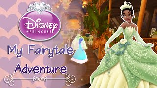 Disney Princess: My Fairytale Adventure | Tiana ! The End! (11) | Mousie