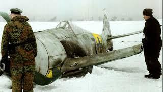 С НЕБА НА ЗЕМЛЮ И СНОВА В НЕБО / ИСТОРИЯ ПОДЪЕМА Focke-Wulf Fw 190 И ЕГО ПИЛОТА