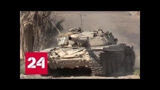 Шаманов  война в Сирии завершится, если не будут вмешиваться третьи силы