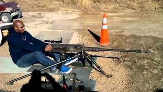 J.R. ON THE .50 CAL Thumbnail