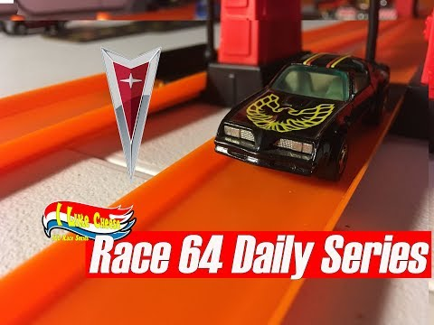 Hot Wheels Hot Bird (Trans Am) 1977-Race 64