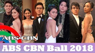 Abs-Cbn Ball 2018 Love Team
