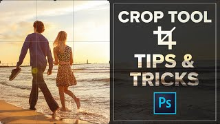 Crop Images in Ph๐toshop - Crop Tool Tips and Tricks