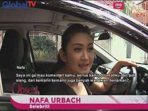 Depe Menikah lagi | Ditanya Perihal Perceraian, Nafa Urbach Jawab Dengan Bahasa Jawa - Obsesi 28/09