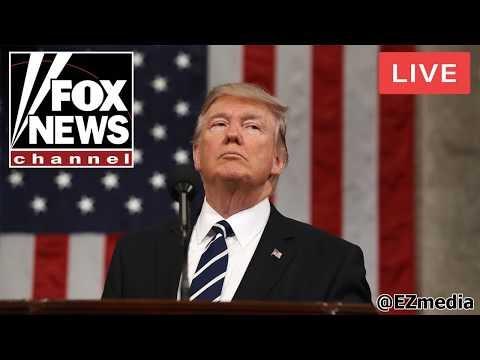Fox News Live Stream HD - President Trump Breaking News