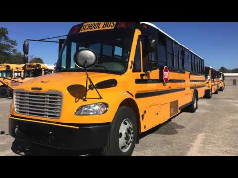 New buses for Horry County Schools