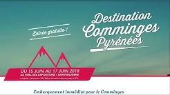 Destination Comminges Pyrénées 2018