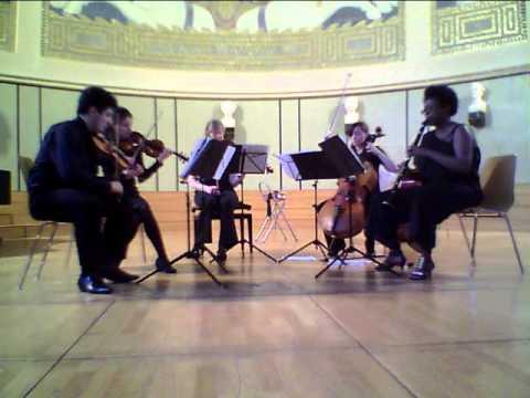Clarinet Quintet (mvmt1) by S. Coleridge-Taylor.mov