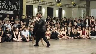 Eşref Tekinalp & Vanessa Gauch 5th Sultans Tango Festival