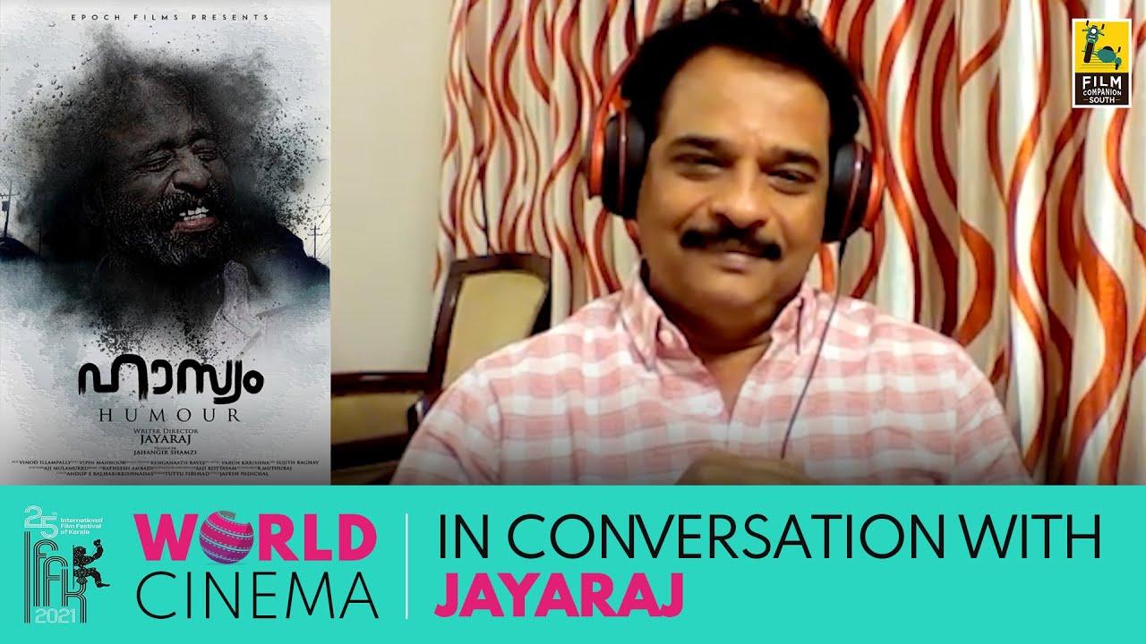 In Conversation With Baradwaj Rangan | World Cinema
