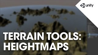 Live Training June 1st, 2015: Introduction to Heightmaps