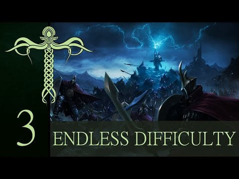 For Honor and Dust #3 - Broken Lords Endless Difficulty - Endless Legend Tempest |