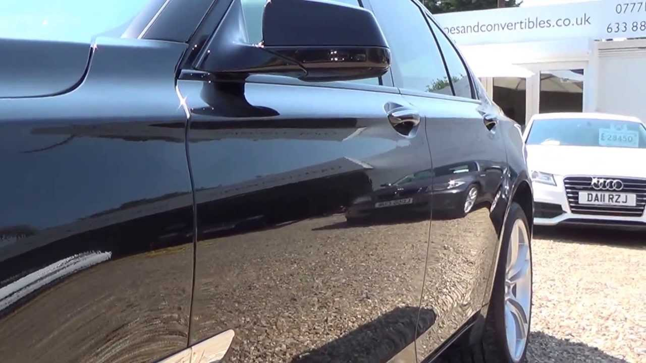 Bmw 730d M Sport Citrin Black Mj10onm Youtube