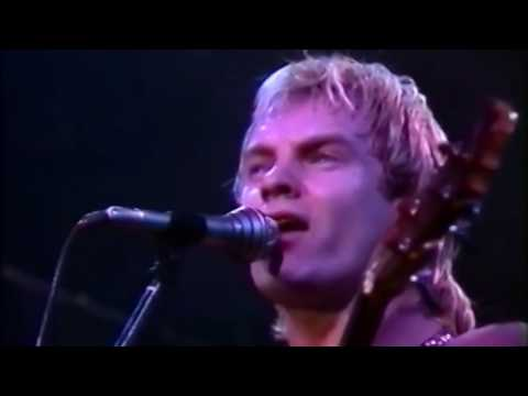 The Police - Bring on the night (Live @ Rockpalast - Markthall 1980) (720p Upscaled/HQ Audio)