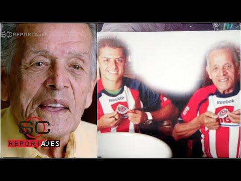 LEYENDA Tomás Balcázar recuerda su gol y el de Chicharito vs Francia en el Mundial | SC Reportajes