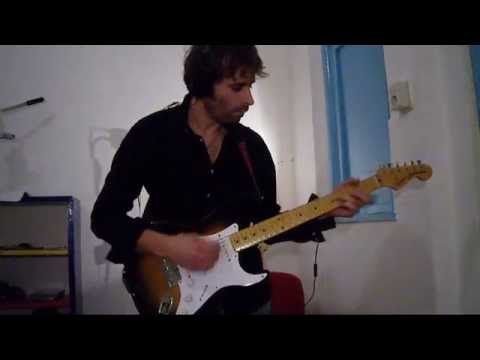 Castles Made of Sand - Jimi Hendrix Experience - Cover by Vibratory