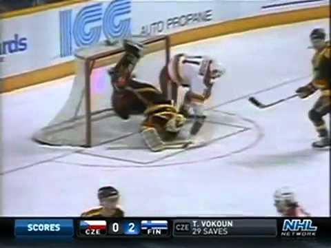 1989 Smythe Semi Canucks vs Flames Part 3 of 3