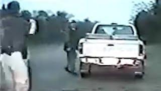 미국 경찰에게 소총을 난사한 베트남 전쟁 참전용사