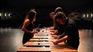 Frisco Percussion: Shared Space by Ivan Trevino thumbnail
