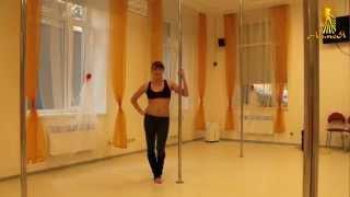 Обучающее видео выхода во флажок от Марины Зубрицкой (pole dance)(, 2014-07-31T13:06:00.000Z)