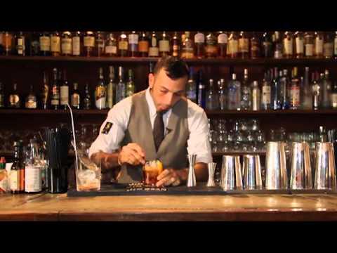 Cómo Preparar Un Buen Old Fashioned