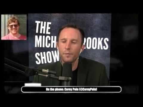 The Michael Brooks Show (TMBS) - Ep. 2: Jabari Brisport: Why NYC Needs Socialism (ft. Corey Pein)