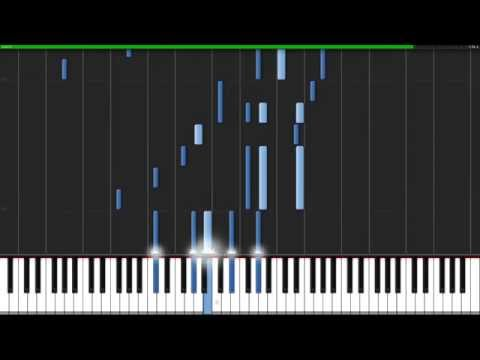 Euterpe - Guilty Crown [Piano Tutorial] (Synthesia) // Animenz