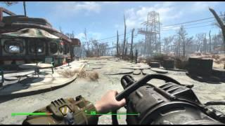 Fallout 4 MIRV Nuke Minigun.