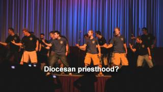 """Be a Man"" - Priestly Discernment Program Edition - Franciscan University"