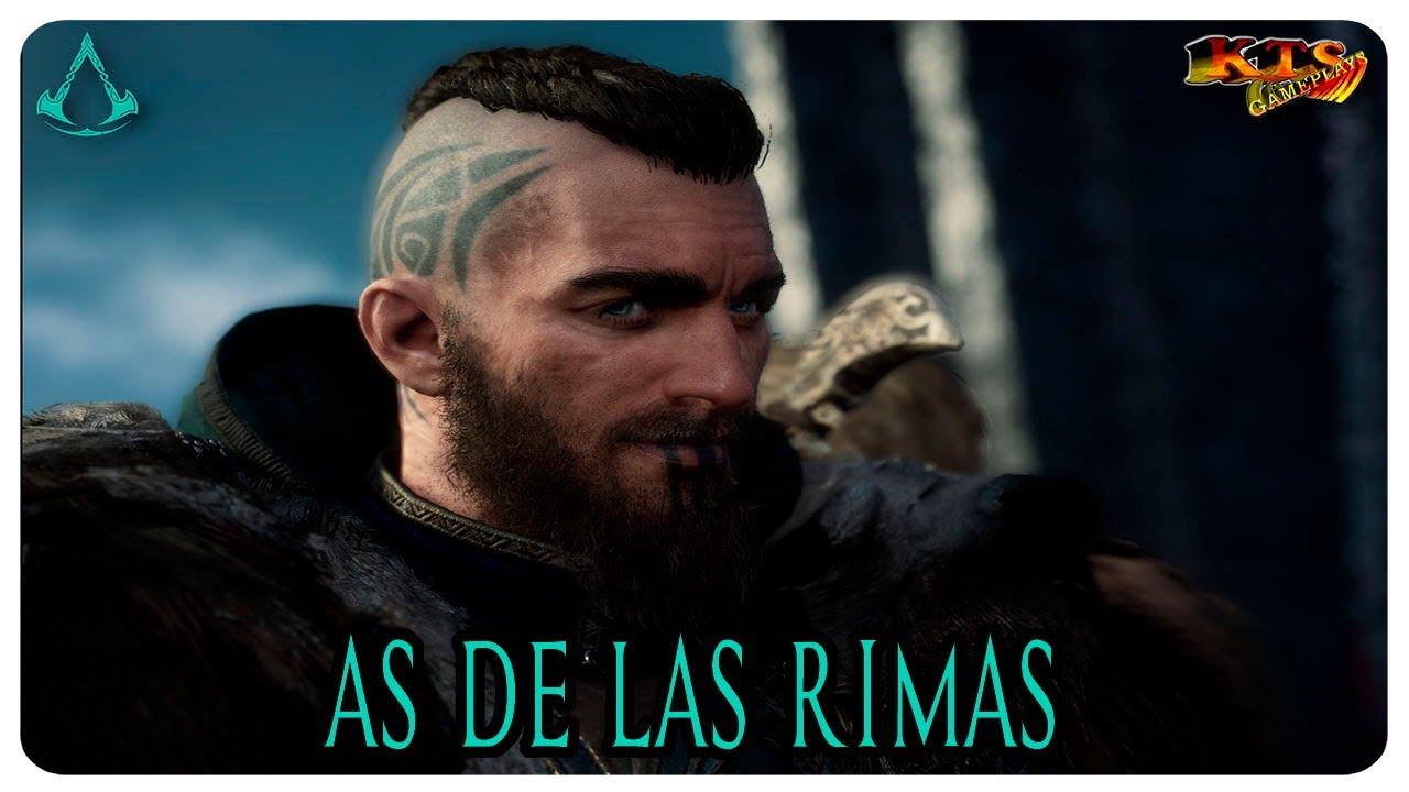ASSASSIN´S CREED VALHALLA. | #156: AS DE LAS RIMAS. [ESCARNIOS]