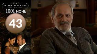 1001 тысяча и одна ночь, 43 серия Турецкий сериал
