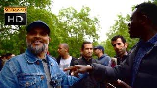 P1 Bible Changed Hashim vs Christian Speakers Corner Hyde Park