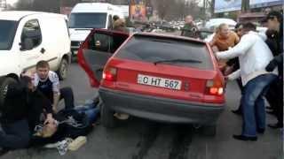 Accident auto_Chisinau