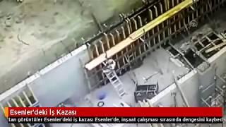 Esenler'deki İş Kazası