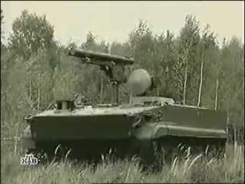"Khrizantema Tank Killer System"" Voennoe Delo"""