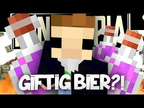 GIFTIG BIER?! - MINETOPIA #34
